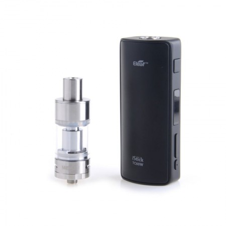Eleaf iStick TC60W Full Kit Brushed Silver