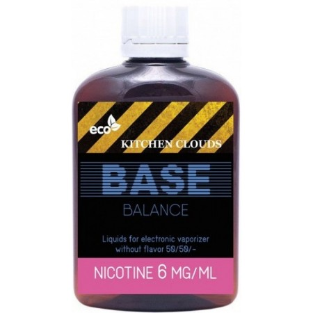 BASE 100 ML (6 MG) 50/50