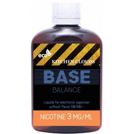 BASE 100 ML (3 MG) 50/50