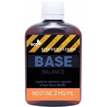 BASE 100 ML (3 MG) 50/50