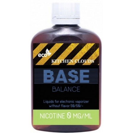 BASE 100 ML (0 MG) 50/50
