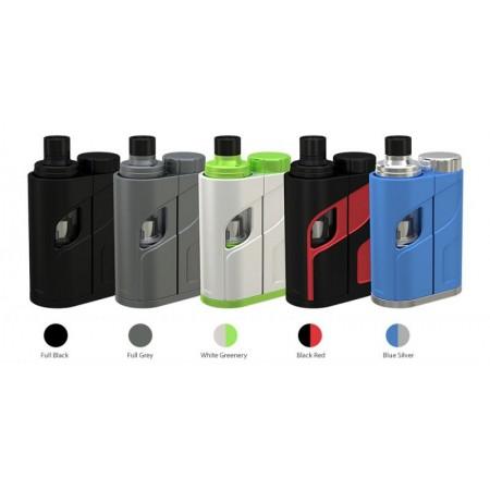 Eleaf iKonn Total with ELLO mini BLACK RED