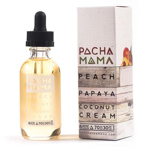 Pachamama Tropical Fruit Cream 60ml