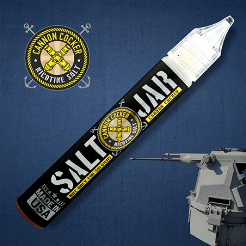 Salt Jar Cannon Cocker 15ml