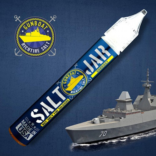 Salt Jar Gunboat 15ml