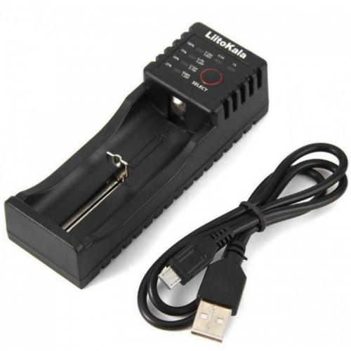Зарядное устройство для аккумуляторных батарей Liitokala Lii-100 220v
