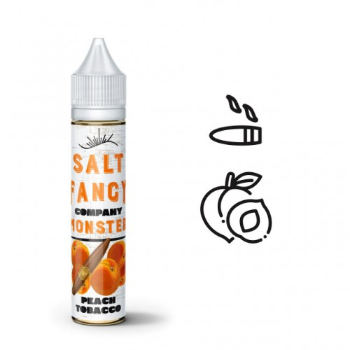 Fancy Monster Salt Peach Tobacco