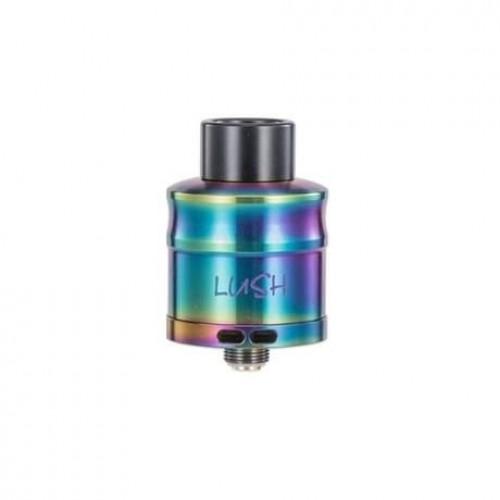 Wotofo Lush Plus RDA 24мм rainbow