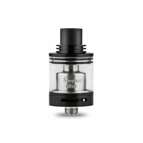 Wotofo Serpent Alto RTA Stainless Black