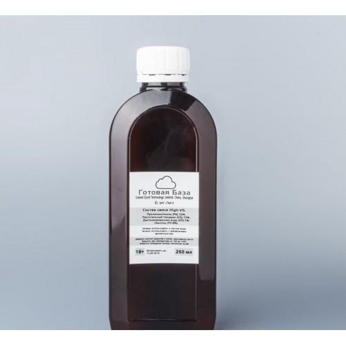 Никотиновая база HIGH - VG (3 мг) - 100 мл