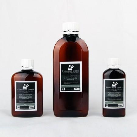 "Никотиновая база ""Gold Standart"" (9 мг) - 50 мл"