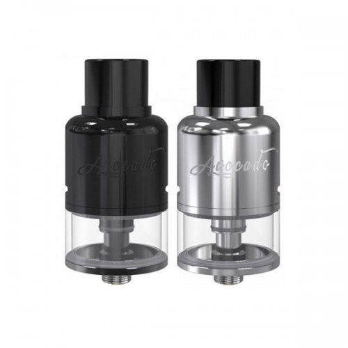 GeekVape Avocado 24 RDTA Tank Bottom Airflow Black