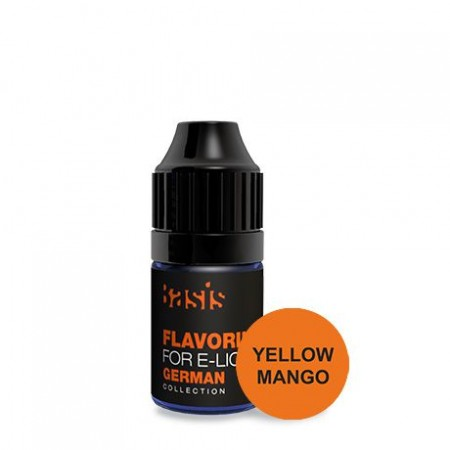 Basis German Collection : Yellow Mango (Желтый Манго) - 5 мл