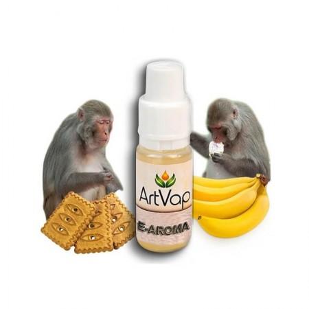 ArtVap Monkey Party 10ML (натуральный ароматизатор со вкусом Печенья и Бананов)