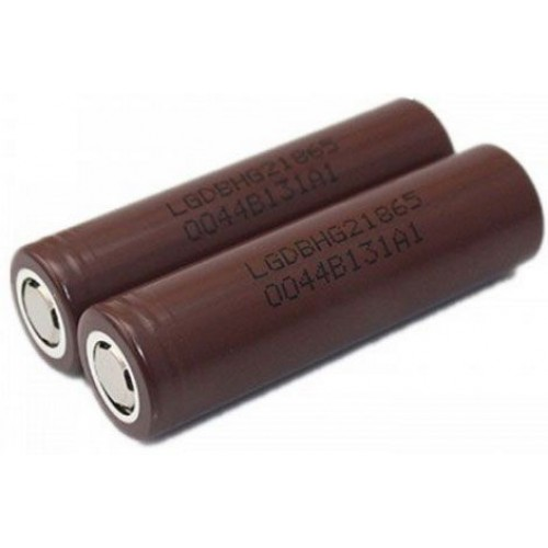 Аккумулятор LG INR18650HG2 3000 mAh 30А