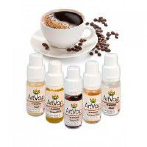 ArtVap Black Coffee 10ML (Черный кофе)
