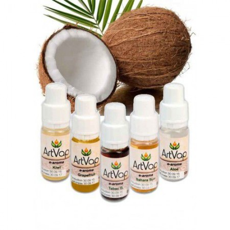 ArtVap Coconut 10ML (кокос)