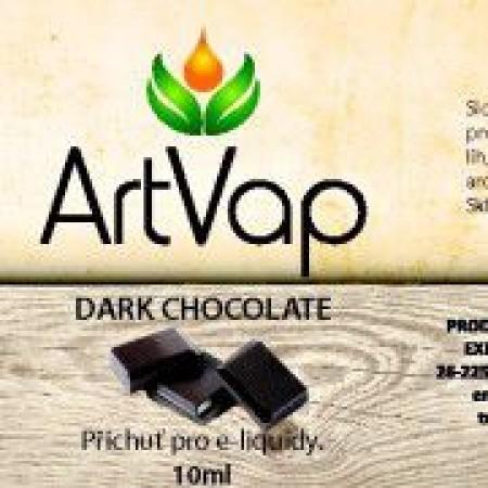 ArtVap Dark Chocolate 10ML (черный шоколад)