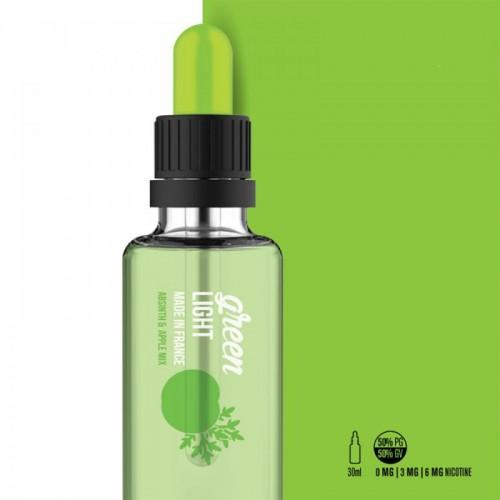 Жидкость D'LIGHT GREEN LIGHT 30 ml