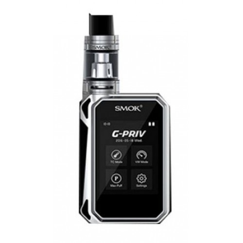 SMOK G-PRIV KIT Black Silver