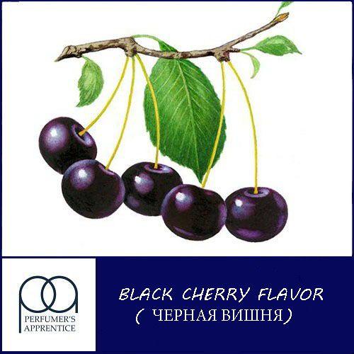 Ароматизатор TPA Black Cherry (Черная вишня) 10 мл