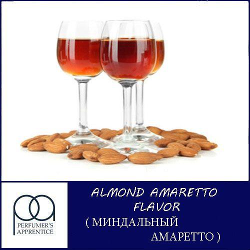 Ароматизатор TPA Almond Amaretto (Миндальный амаретто) 10 мл