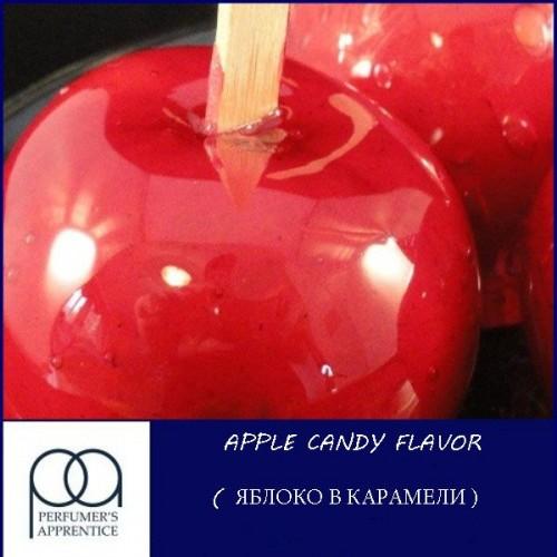 Ароматизатор TPA Apple Candy (Яблоко в карамели) 10 мл