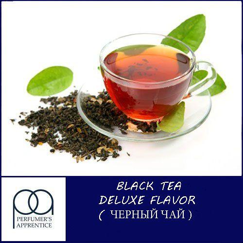 Ароматизатор TPA Black Tea Deluxe (Черный чай) 10 мл