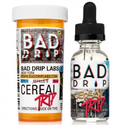 Жидкость Bad Drip Cereal Trip 30 ml