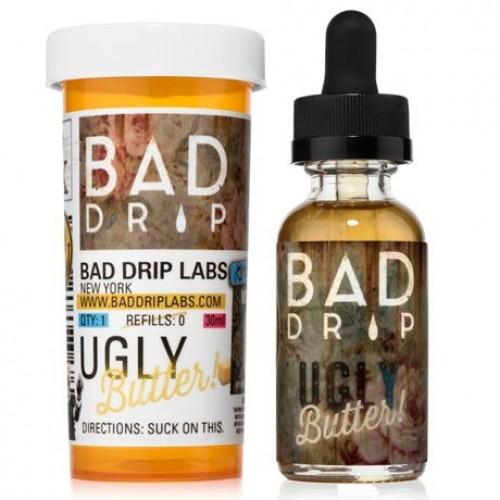 Жидкость Bad Drip Ugly Butter 30 ml