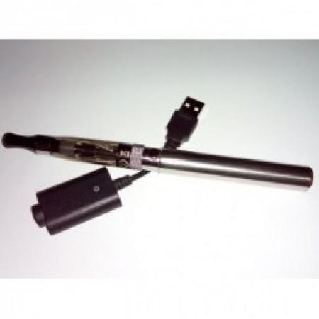 Электронная сигарета eGo Turbo CE-5 1100 mAh steel
