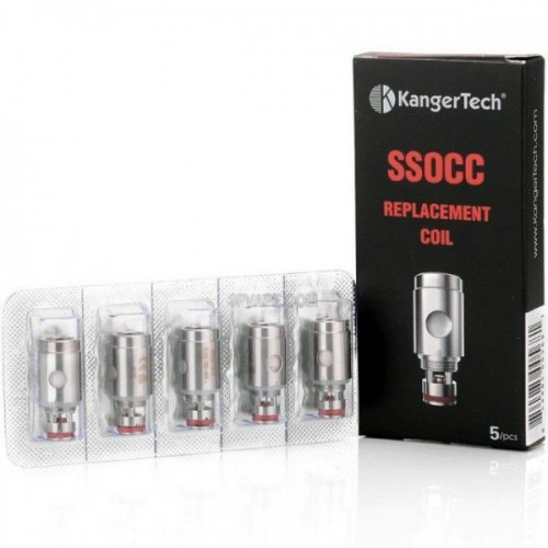 Испаритель Kanger SSOCC Coil 0,5 Ом