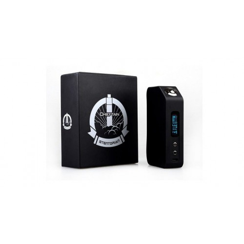 Wotofo Stentorian Chieftain 220W TC Box Mod Black