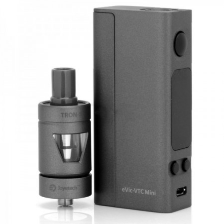 Joyetech eVic VTC Mini with TRON Kit Gray