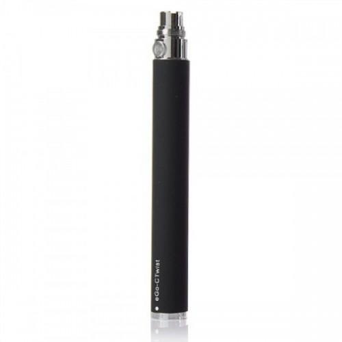 Аккумулятор eGo-C Twist 1300 mAh Black