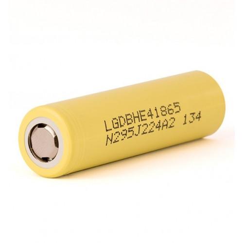 LG 18650HE4 2500mah (до 30А)