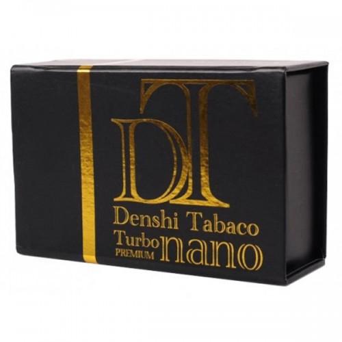 Denshi Tabaco Turbo Premium Nano (Black)