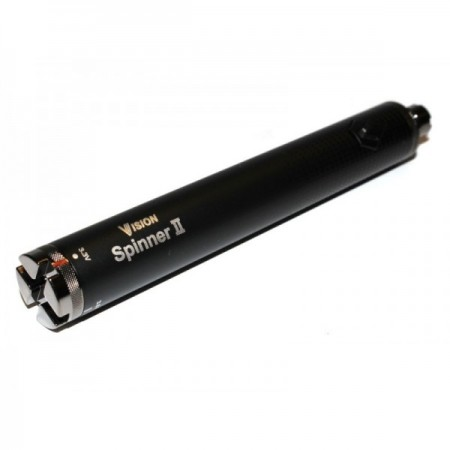 Аккумулятор Vision Spinner 1600 mAh (Twist) Black