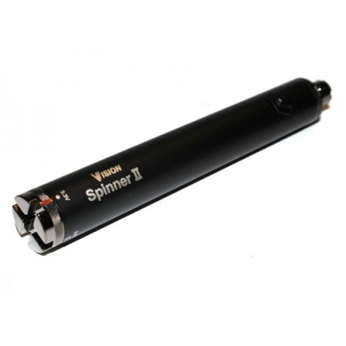 Аккумулятор Vision Spinner 1600 mAh (Twist) Black