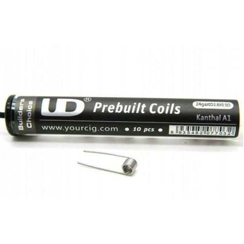 Спираль UD Кантал (24ga, 0.5mm) - 0,5 Ом