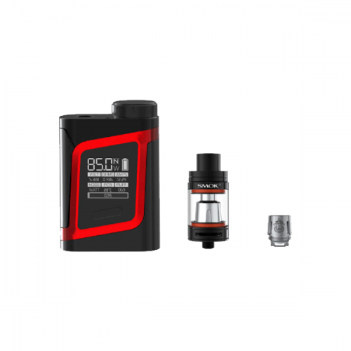 Smok AL85 KIT Black Red