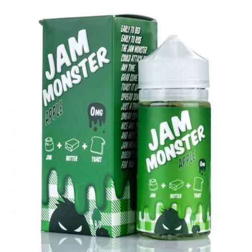 Jam Monster Apple 3 мг 100 мл
