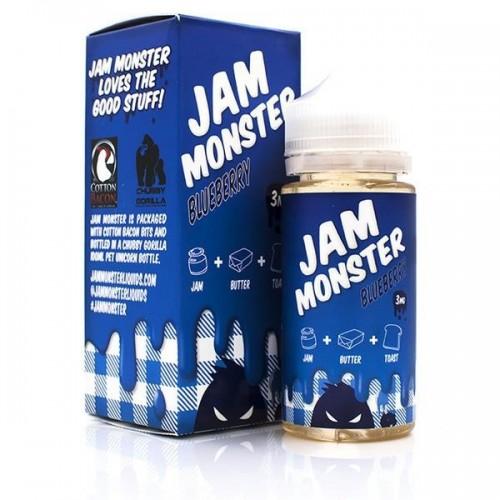 Jam Monster Blueberry 3 мг 100 мл