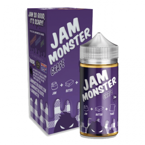 Jam Monster Grape 3 мг 100 мл