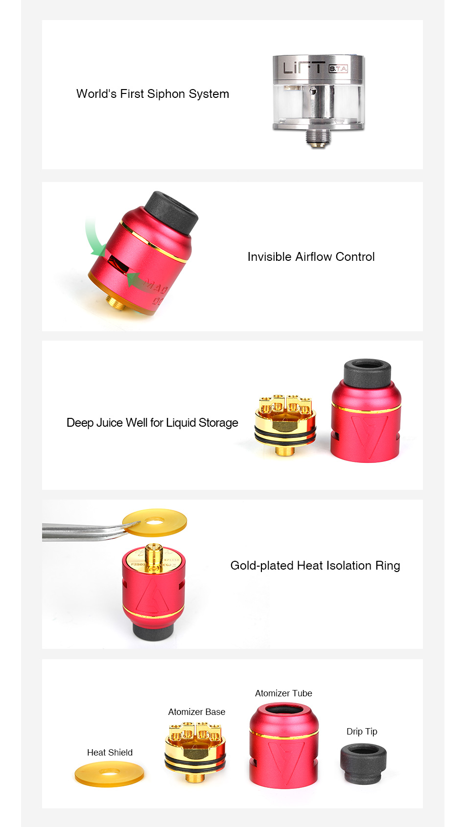 Desire Mad Dog RDA V2
