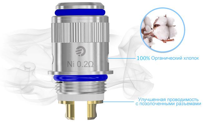 Joye eVic-VT парогенератор